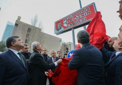 İzmir şehitlerinin isimleri sokaklara verildi