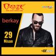 Ooze Venue Berkay Konseri