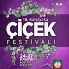 18. Karşıyaka Çiçek Festivali