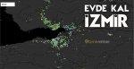 Virüs İzmir'de Yayılmaya Devam Ediyor