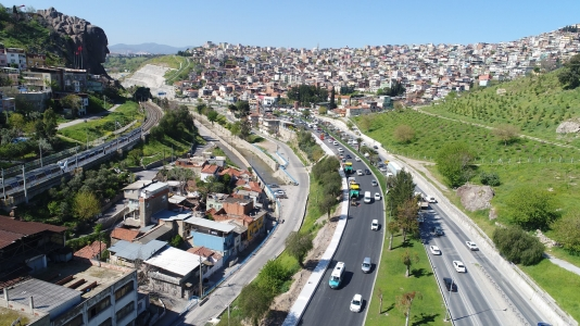 Çile Bitiyor, Yeşildere Yolu Tamamen Açılıyor